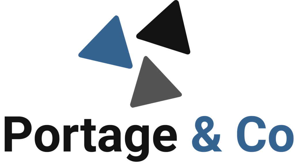 logo Portage & Co